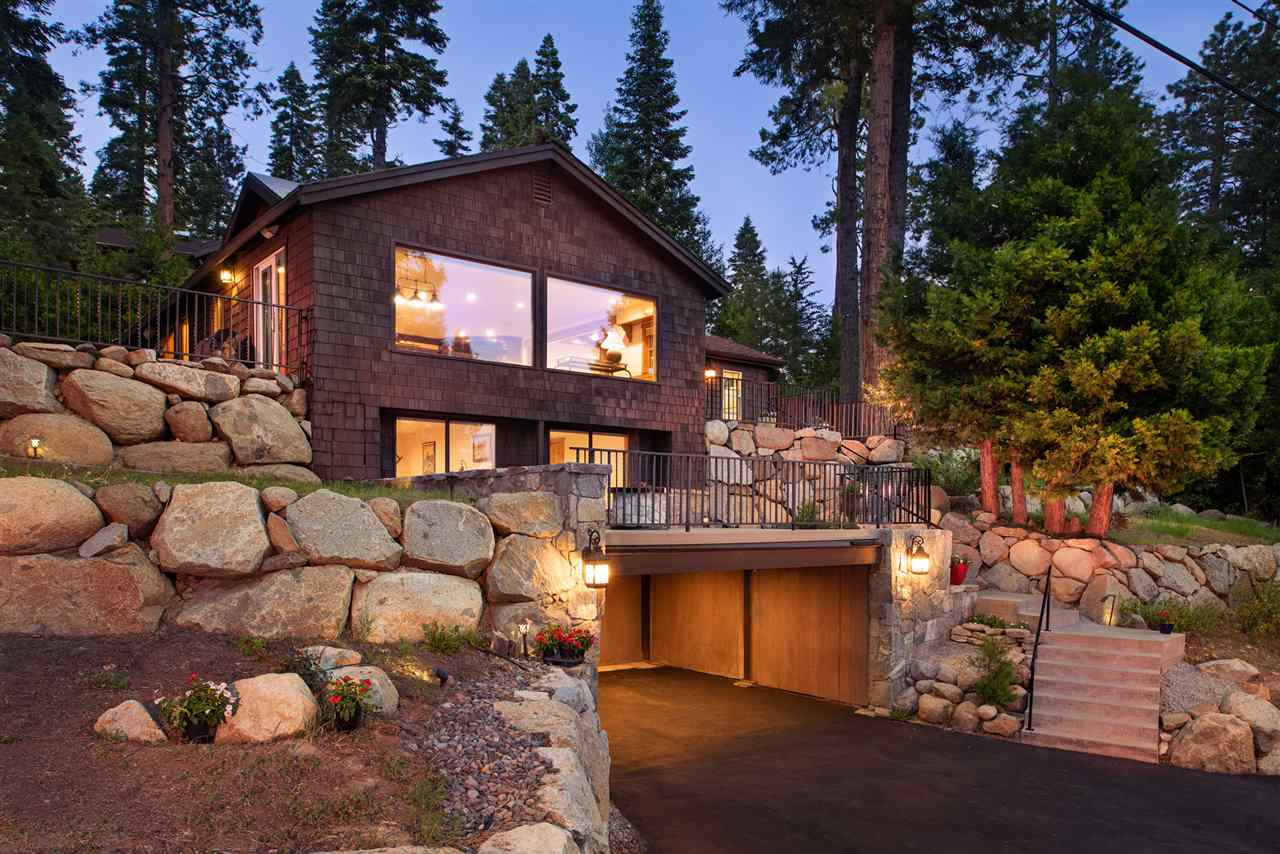 Single Family Homes for Active at 520 Bunker Road South Lake Tahoe, California 96145 United States