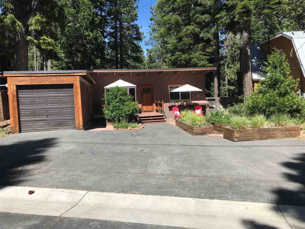 Single Family Homes por un Venta en 320 Jack Pine Street Tahoe City, California 96145 Estados Unidos