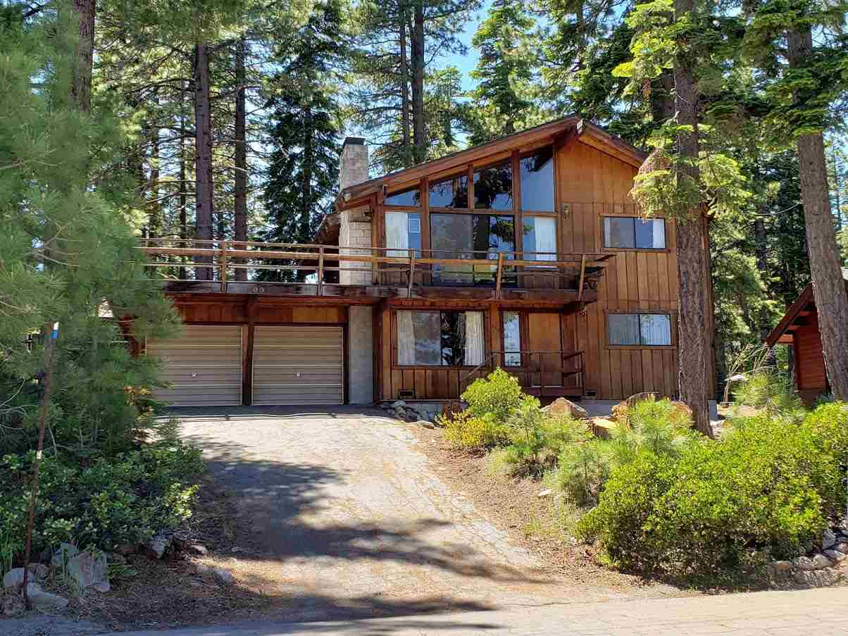 Single Family Homes for Active at 209 Edgewood Drive Tahoe City, California 96145 United States