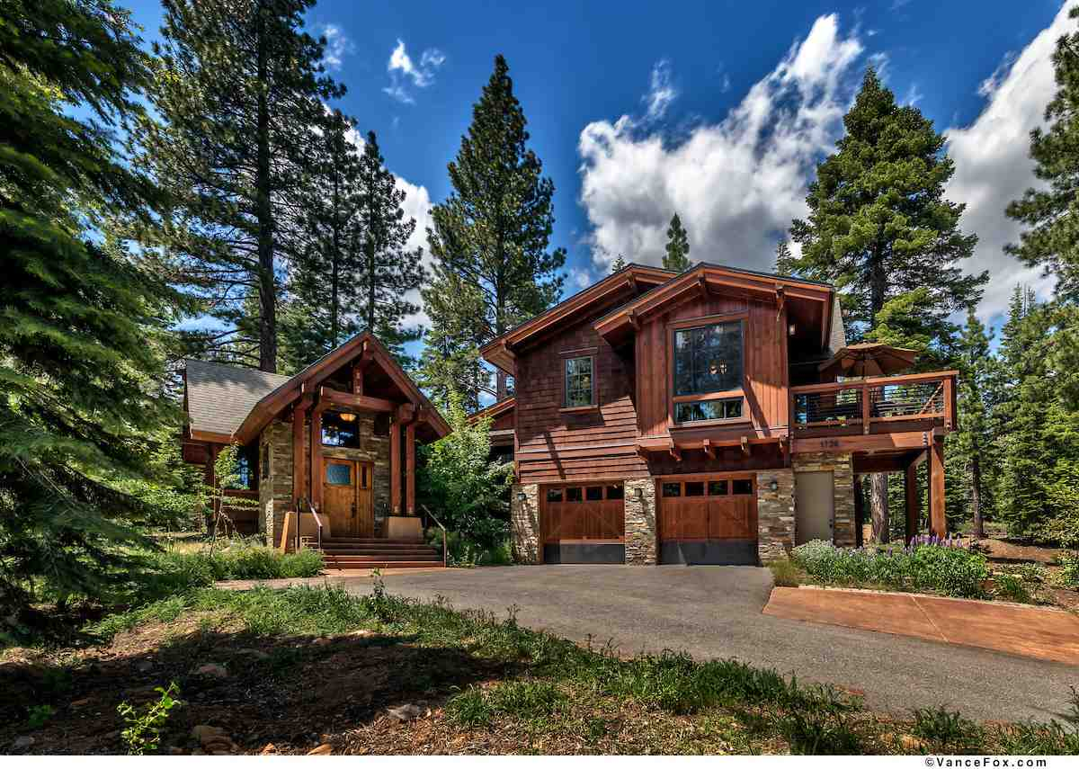 Single Family Homes por un Venta en 1754 Grouse Ridge Road Truckee, California 96161 Estados Unidos