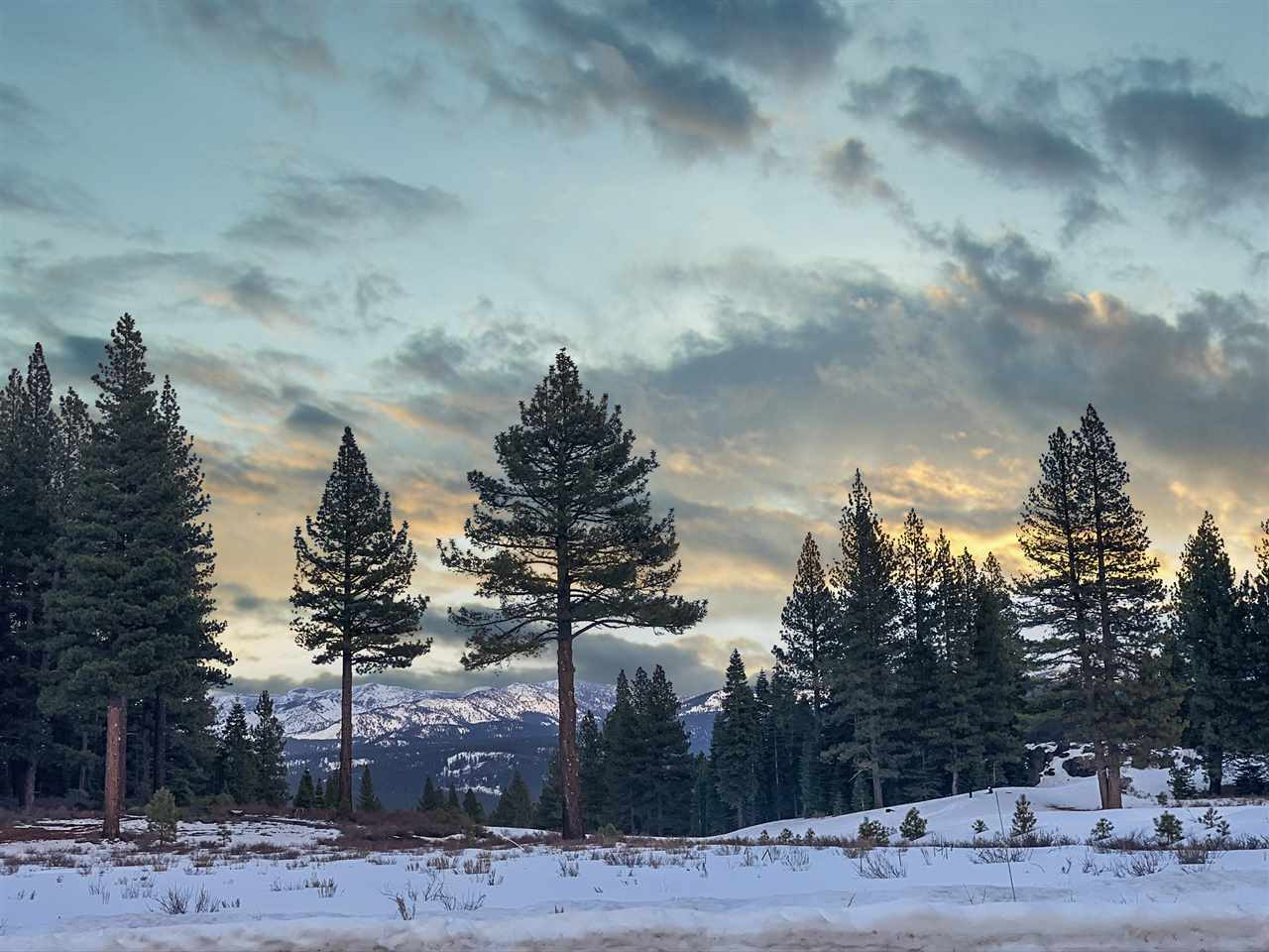 Land for Active at 10725 Carson Range Court Truckee, California 96161 United States