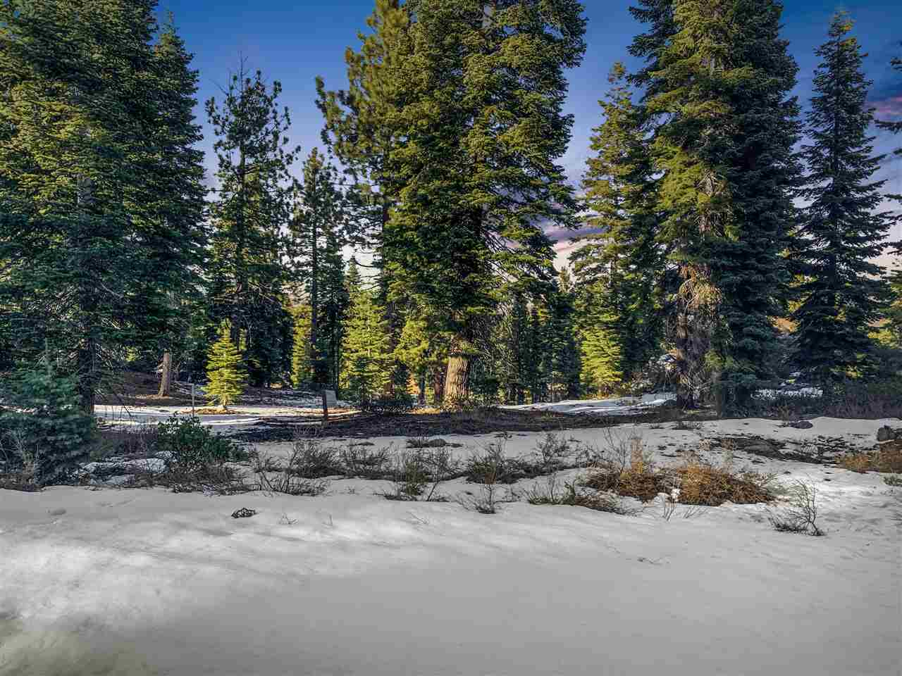 Land for Active at 9344 Nine Bark Road Truckee, California 96161 United States
