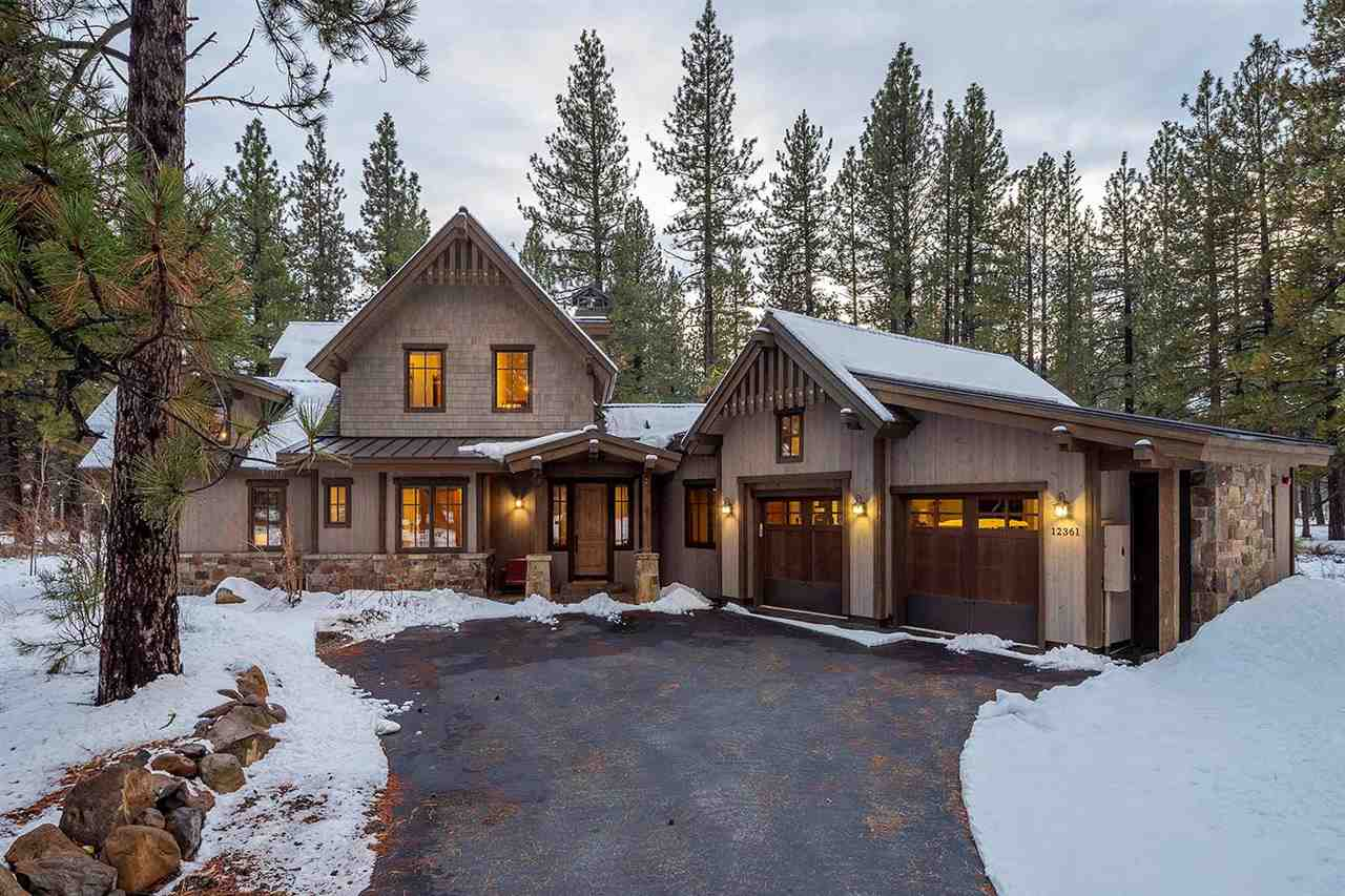 Single Family Homes for Active at 12361 Caleb Drive Truckee, California 96161 United States