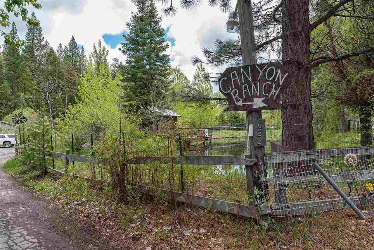Single Family Homes por un Venta en 622 Old Truckee Road Sierraville, California 96126 Estados Unidos