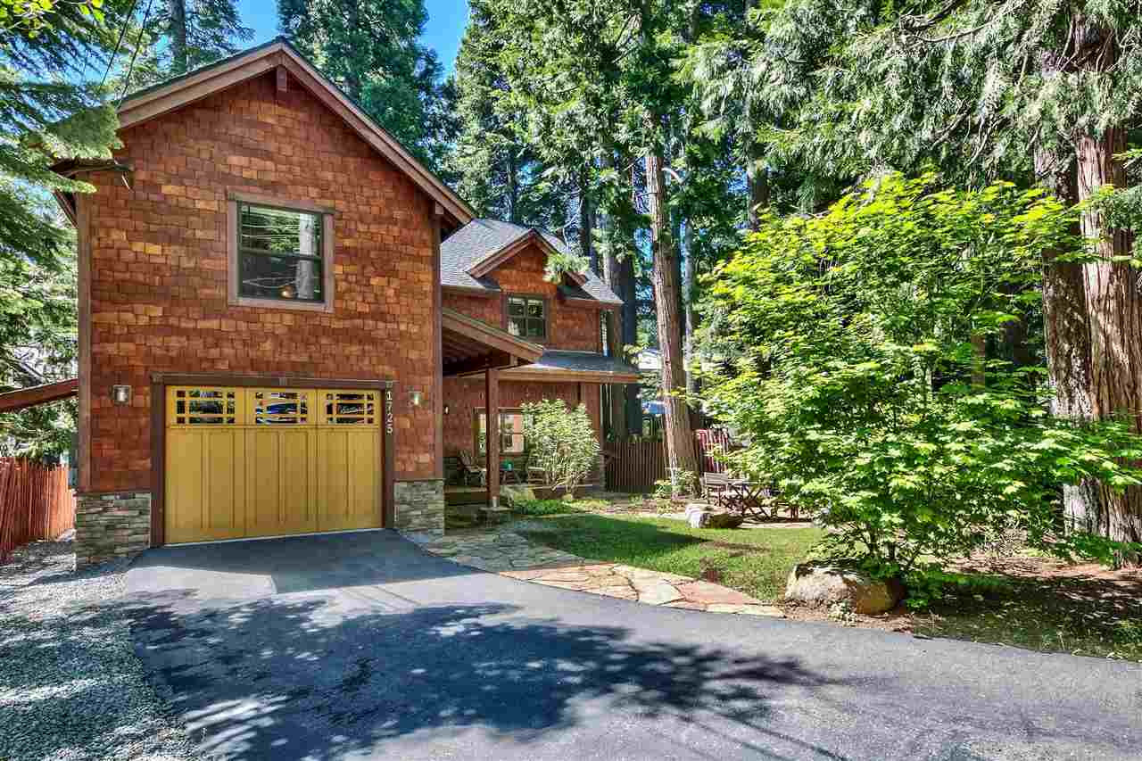 Single Family Homes for Active at 1725 Pine Avenue South Lake Tahoe, California 96145 United States