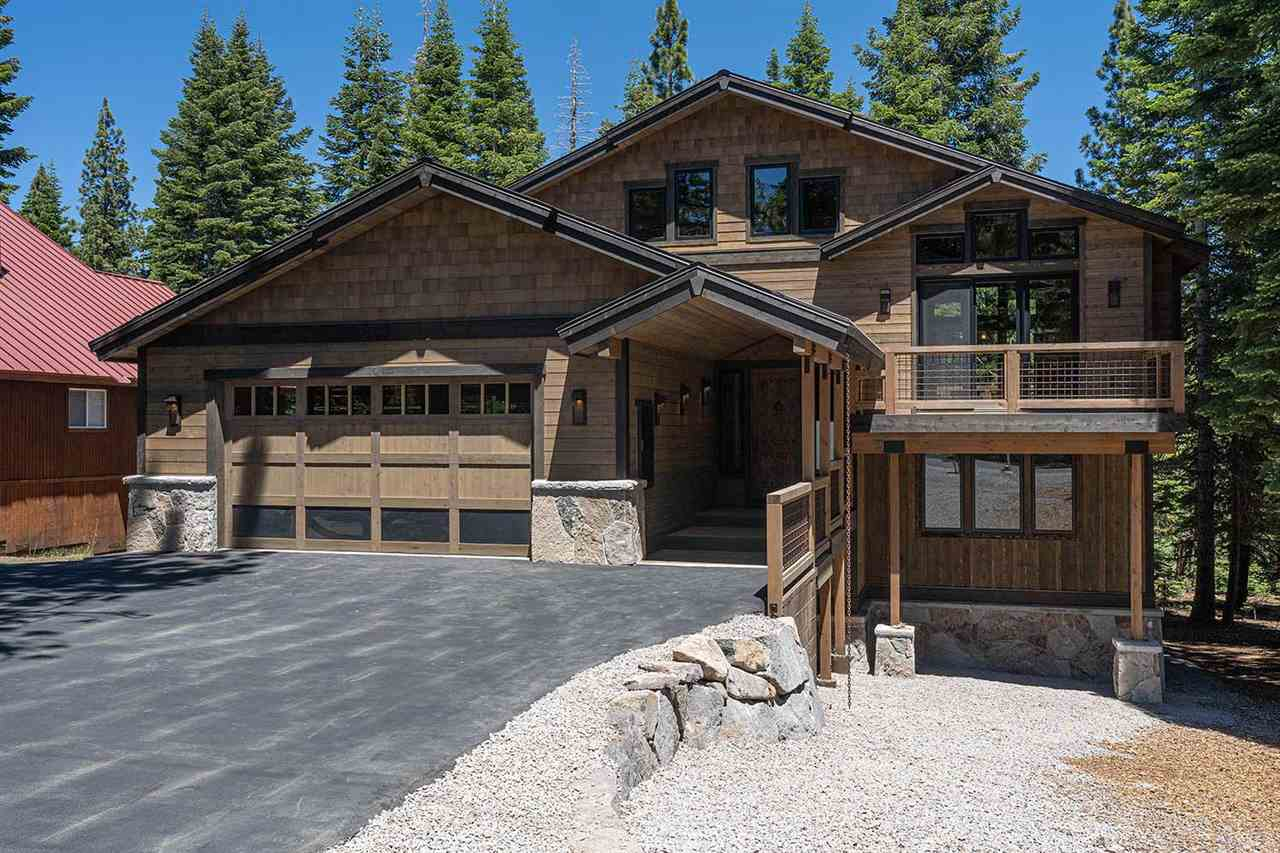 Single Family Homes por un Venta en 14643 Tyrol Road Truckee, California 96161 Estados Unidos