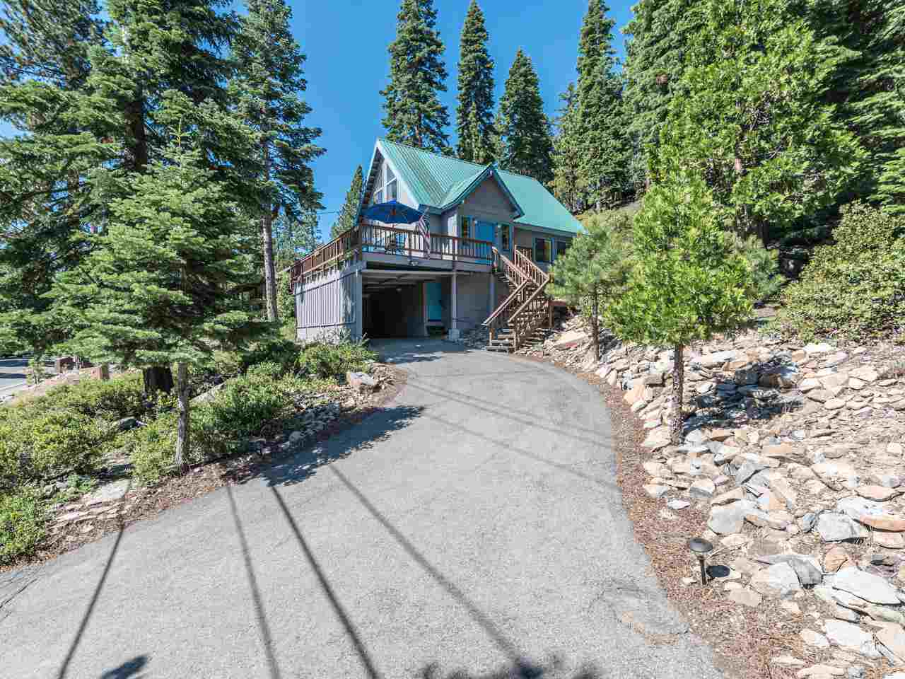 Single Family Homes for Active at 4395 North Lake Boulevard Tahoe City, California 96140 United States