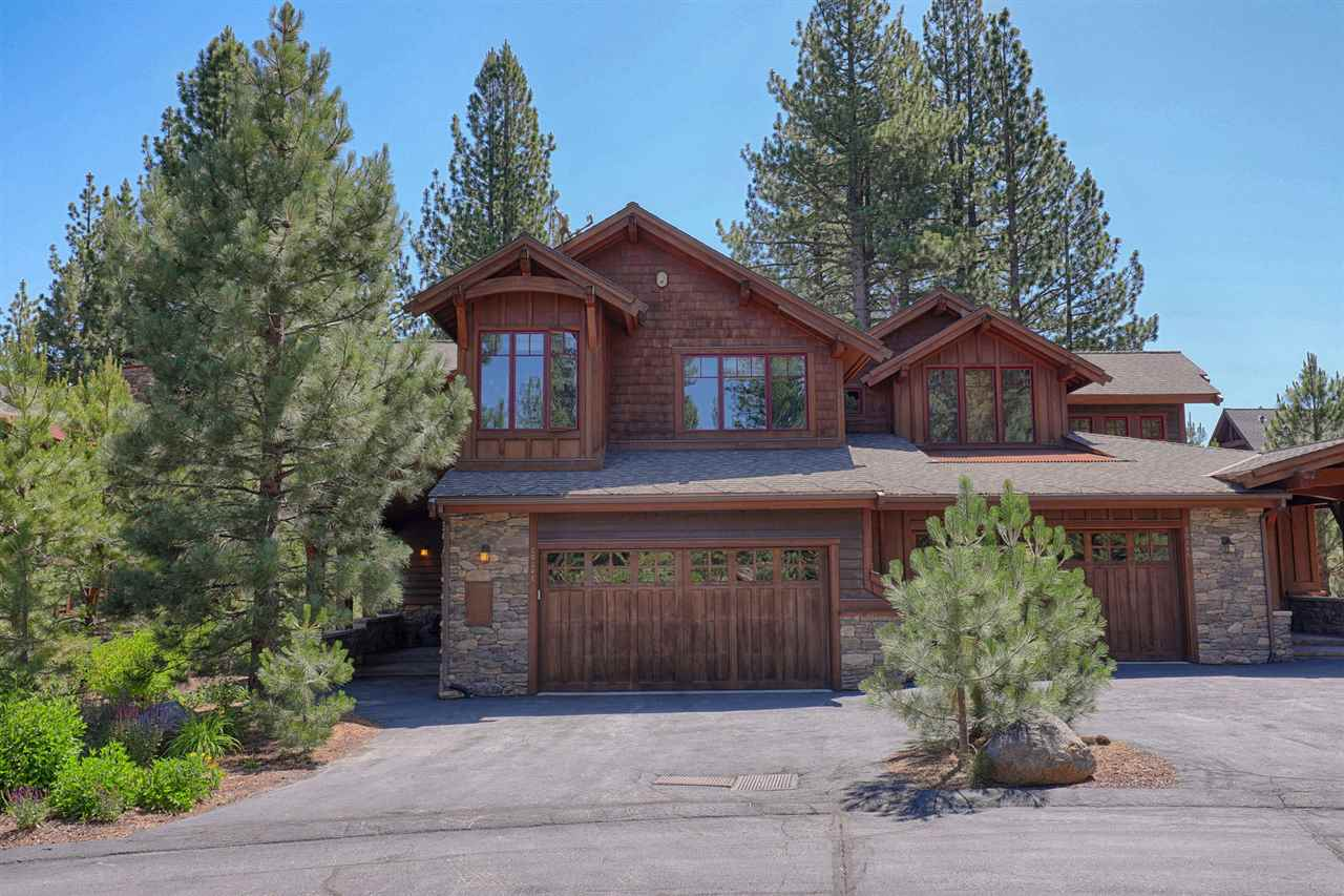 Condominiums for Active at 10141 Sagebrush Court Truckee, California 96161 United States