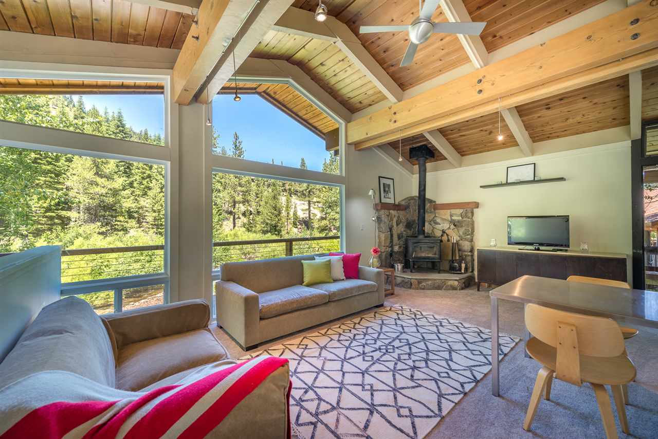 Single Family Homes for Active at 1478 Mineral Springs Trail Tahoe City, California 96146 United States
