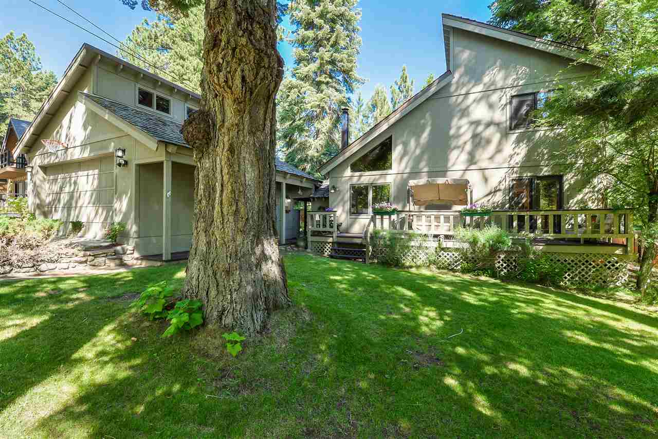 Single Family Homes por un Venta en 211 Observation Drive Tahoe City, California 96145 Estados Unidos