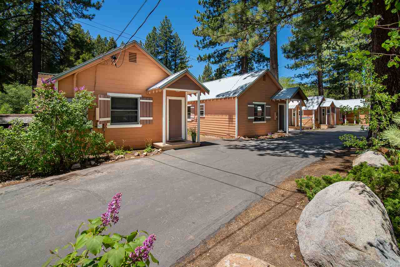 Single Family Homes for Active at 2815 Lake Forest Road Tahoe City, California 96145 United States
