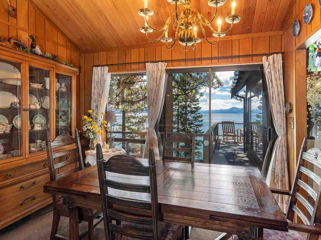 Additional photo for property listing at 3360 Edgewater Drive Tahoe City, California 96145 United States