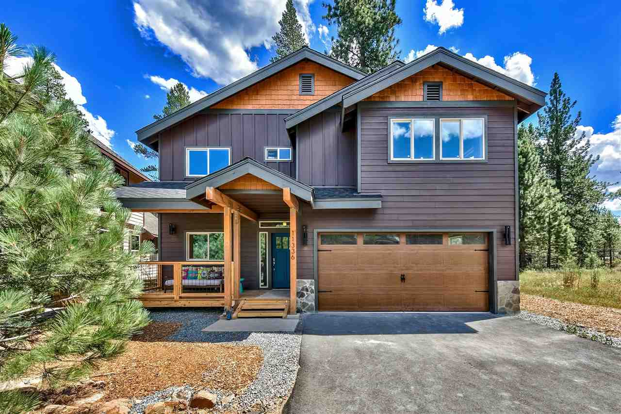 Single Family Homes por un Venta en 11336 Wolverine Circle Truckee, California 96161 Estados Unidos