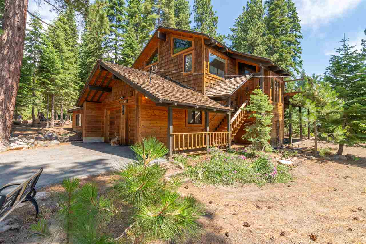 Single Family Homes for Active at 530 Fir Place Tahoe Vista, California 96148 United States