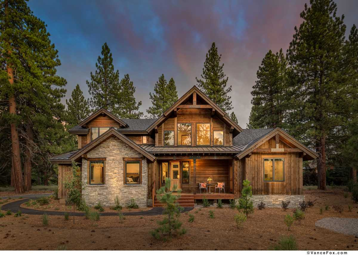 Single Family Homes por un Venta en Old Greenwood, Truckee, California Estados Unidos