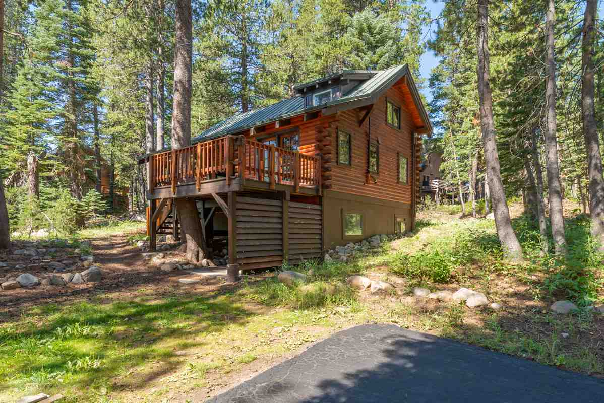 Single Family Homes for Active at 8287 Muir Court Truckee, California 95728 United States