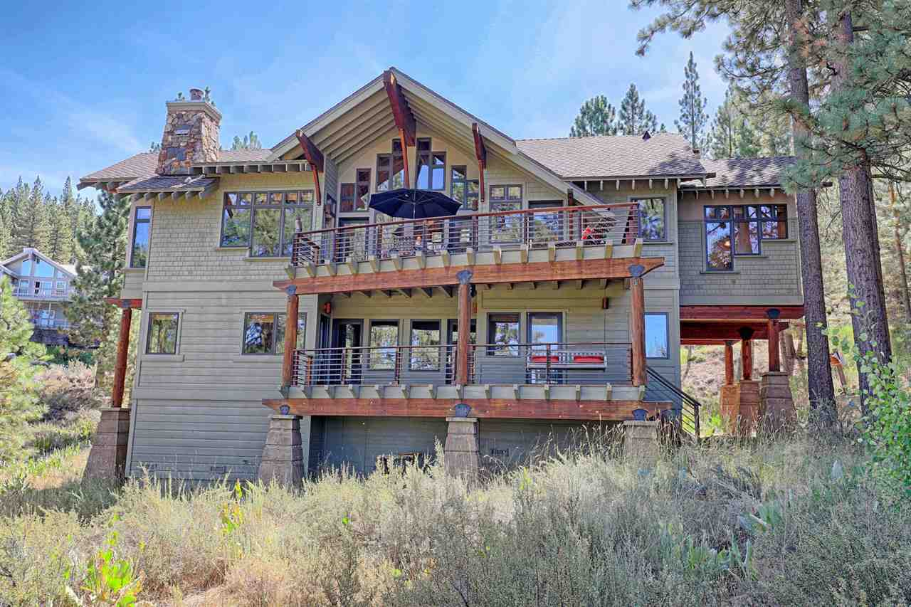 Single Family Homes for Active at 395 Skidder Trail Truckee, California 96161 United States