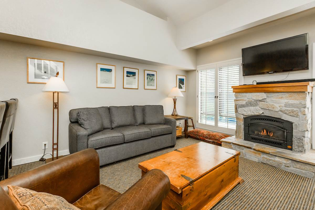 Condominiums for Active at 201 Squaw Peak Road Olympic Valley, California 96146 United States