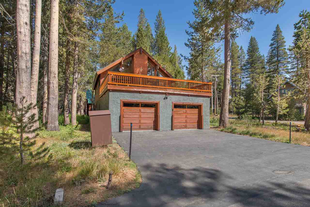 Single Family Homes for Active at 3107 Donner Drive Truckee, California 95728 United States