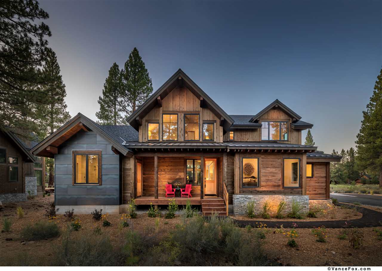 Single Family Homes for Active at Old Greenwood, Truckee, California United States