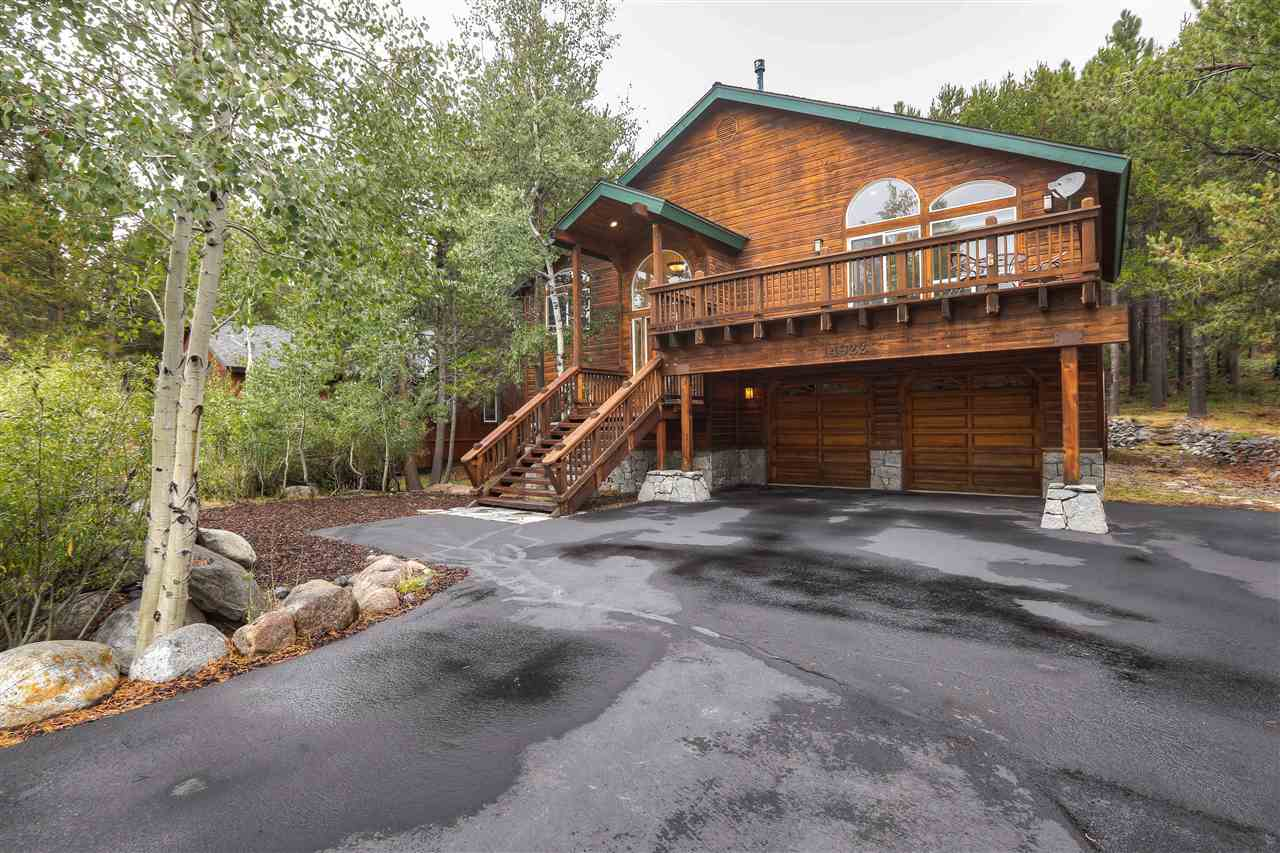 Single Family Homes por un Venta en 14922 Alder Creek Road Truckee, California 96161 Estados Unidos