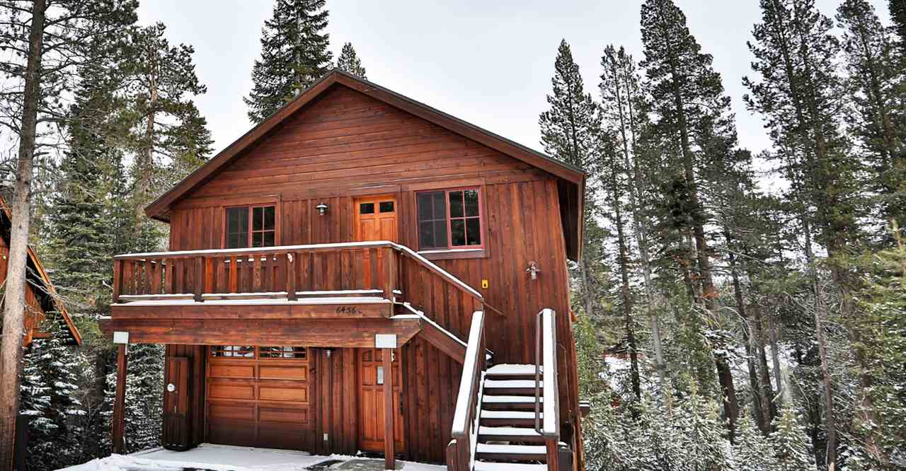 Single Family Homes for Active at 6456 Hillside Drive Truckee, California 95724 United States