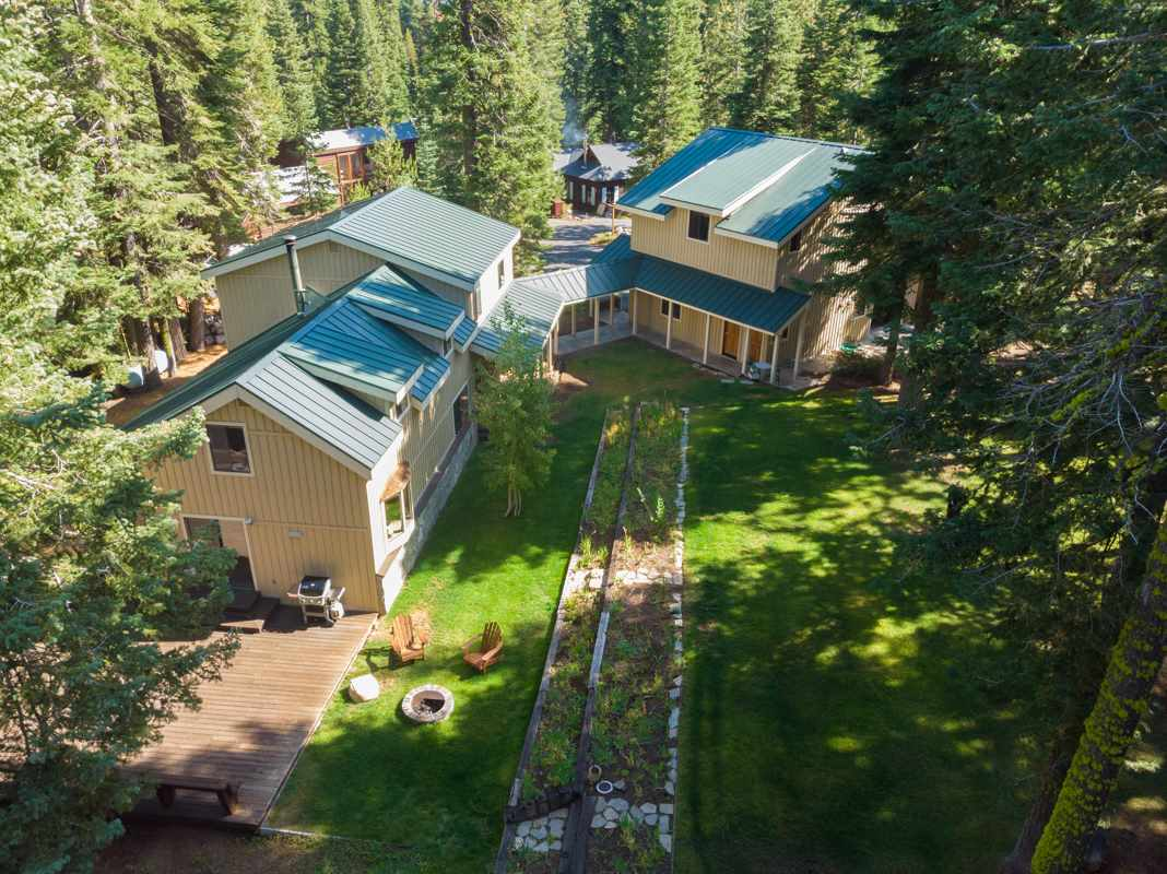 Single Family Homes for Active at 935 Sunny Drive South Lake Tahoe, California 96141 United States