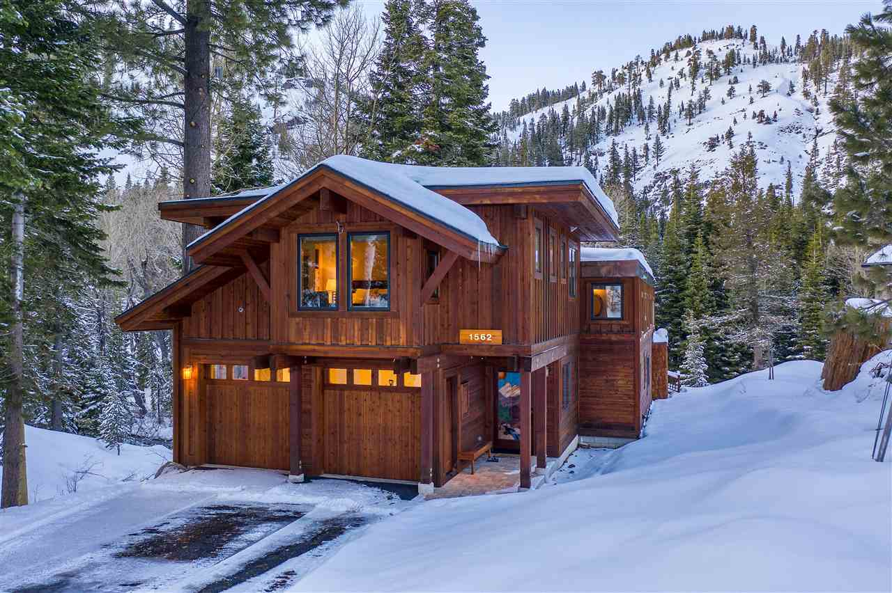 Single Family Homes for Active at 1562 Mineral Springs Trail Tahoe City, California 96146 United States
