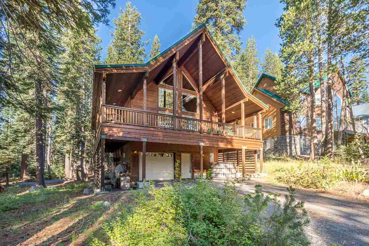 Single Family Homes for Active at 8321 Bluff Drive Truckee, California 95728 United States