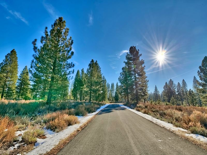 Land for Active at Parcel 1A Highway 70 Lake Almanor, California 96122 United States