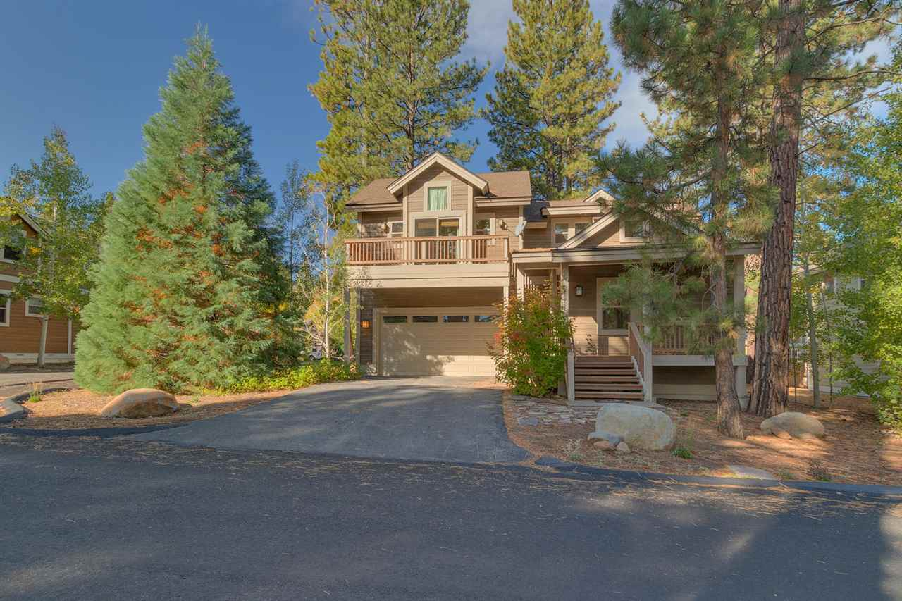 Single Family Homes por un Venta en 10056 Winter Creek Loop Truckee, California 96161 Estados Unidos