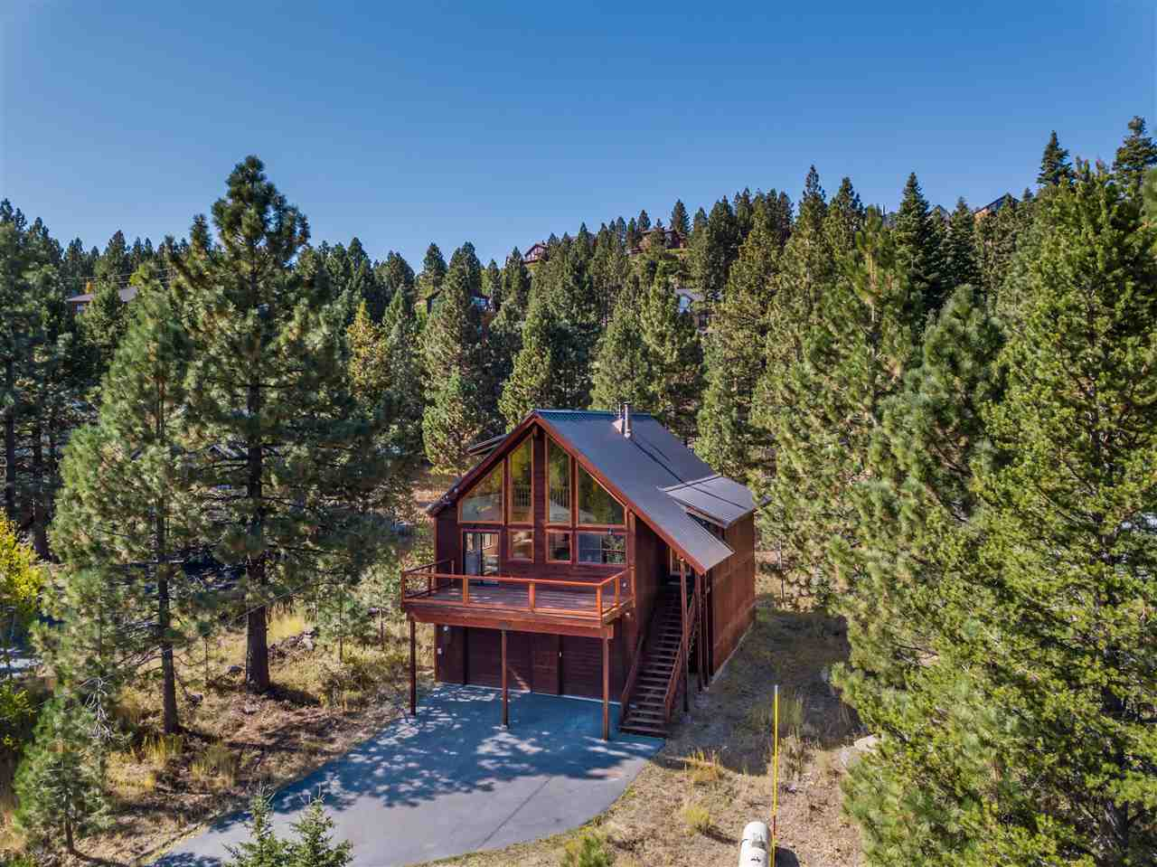 Single Family Homes por un Venta en 14596 Alder Creek Road Truckee, California 96161 Estados Unidos