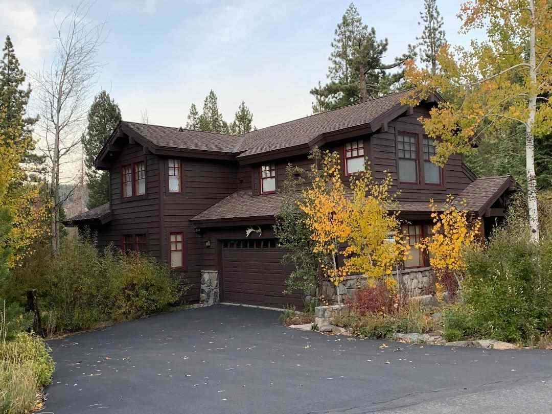 Single Family Homes for Active at 157 Painted Rock Court Olympic Valley, California 96146 United States