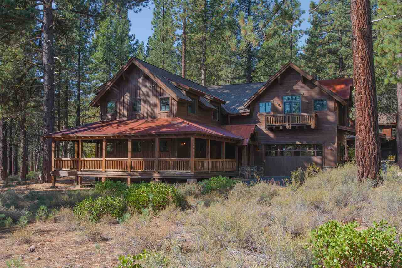 Single Family Homes por un Venta en 11595 Kelley Drive Truckee, California 96161 Estados Unidos