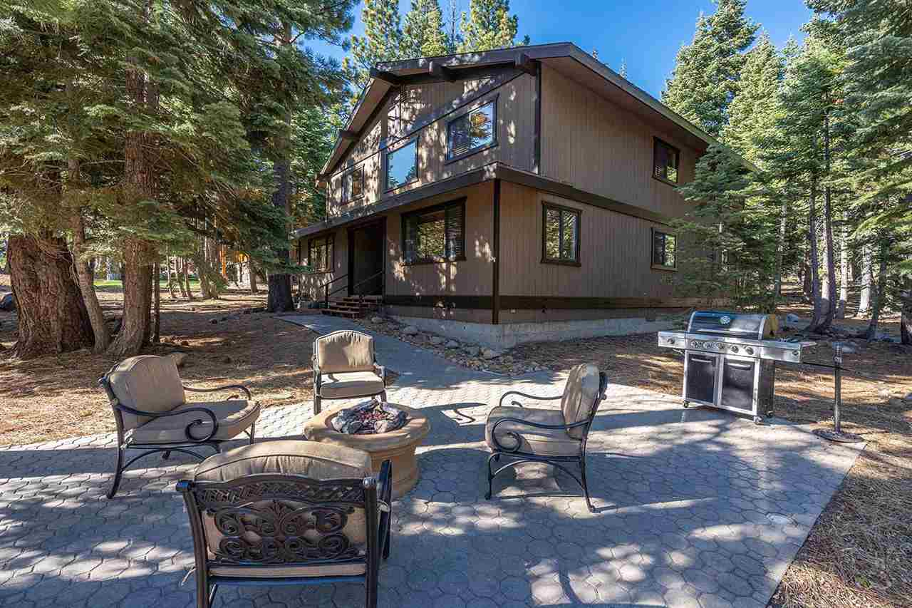 Single Family Homes for Active at 1930 Silver Tip Drive Tahoe City, California 96145 United States