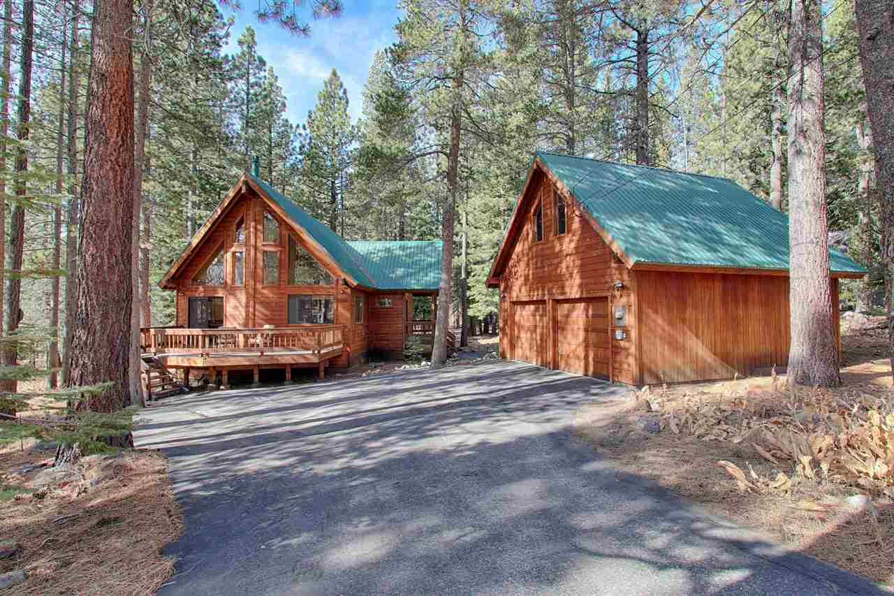 Single Family Homes for Active at 11996 Muhlebach Way Truckee, California 96161 United States