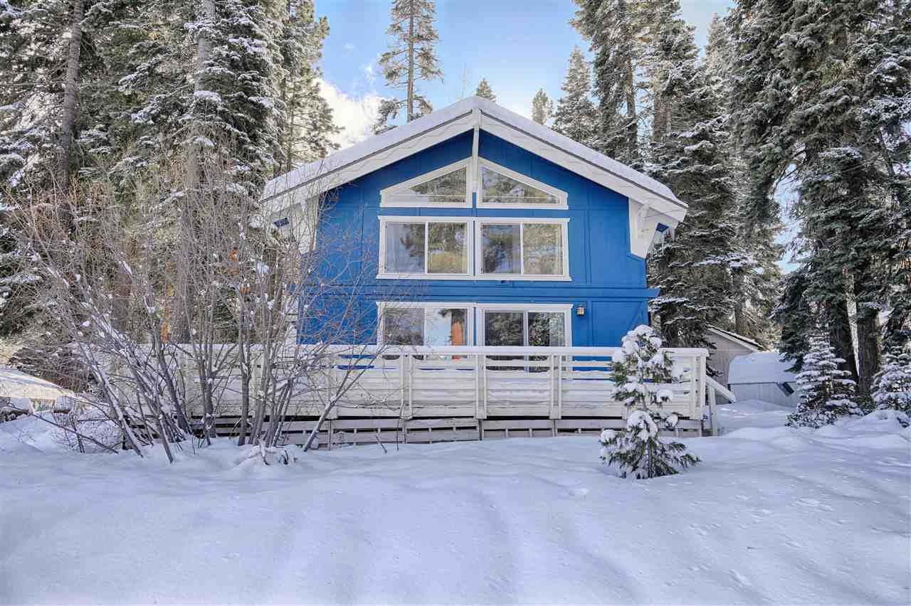 Single Family Homes for Active at 405 Granlibakken Road Tahoe City, California 96145 United States