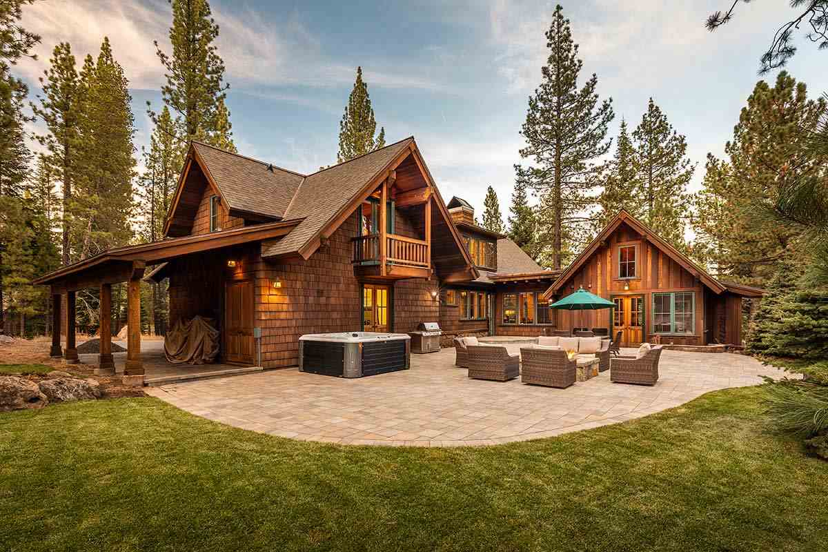 Single Family Homes for Active at 8455 Lahontan Drive Truckee, California 96161 United States