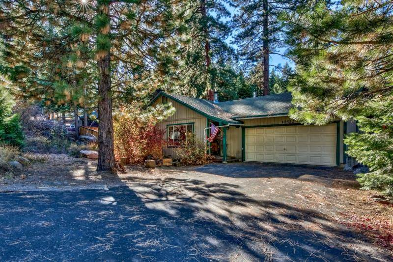 Single Family Homes for Active at 10532 Ponderosa Drive Truckee, California 96161 United States