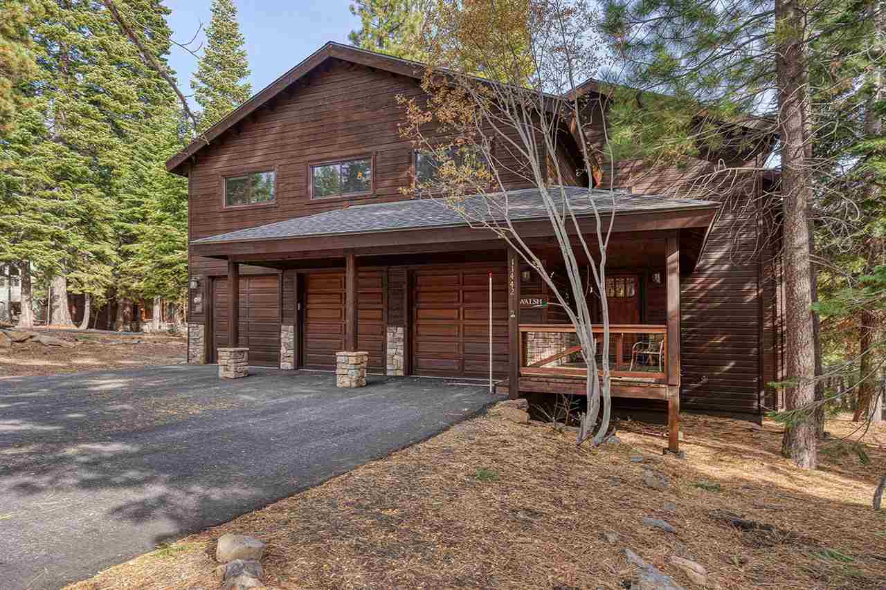 Single Family Homes por un Venta en 11442 Chalet Road Truckee, California 96161 Estados Unidos