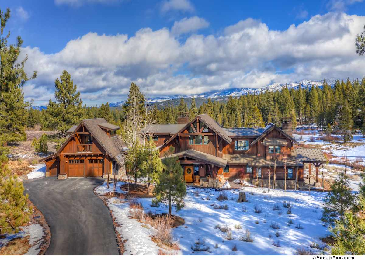 Single Family Homes for Active at 214 John Keiser Truckee, California 96161 United States