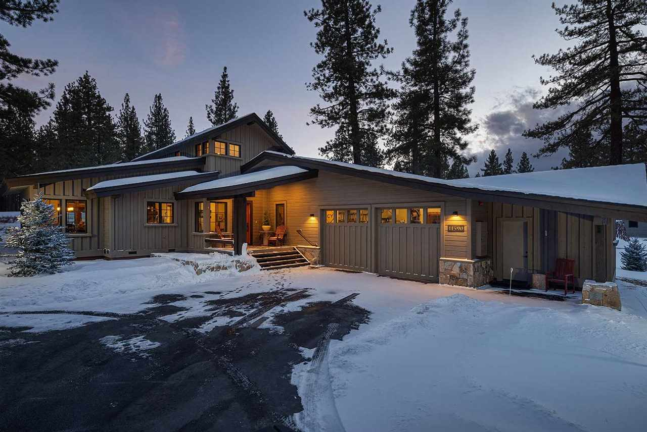 Single Family Homes for Active at 11590 Henness Road Truckee, California 96161 United States