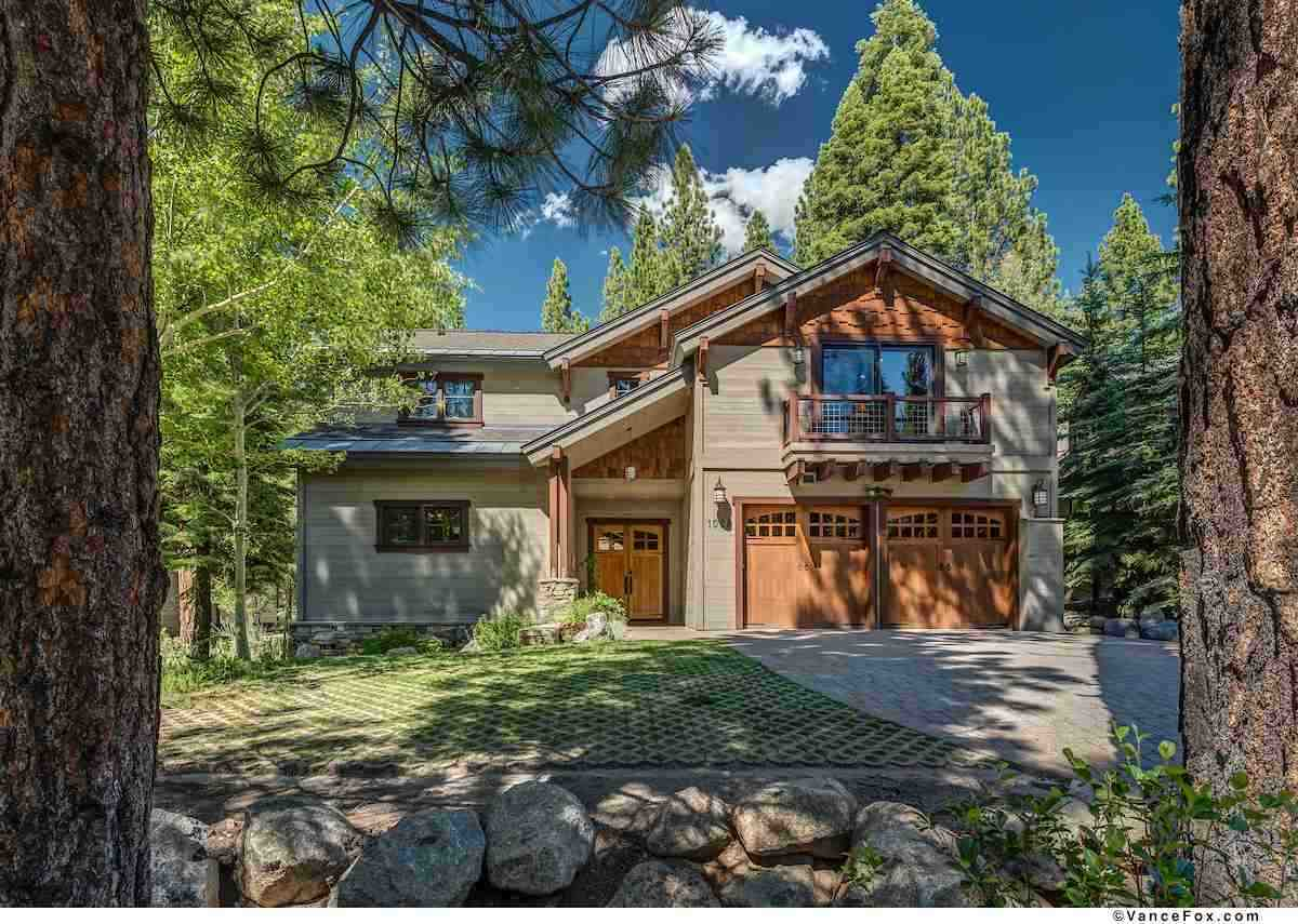 Single Family Homes for Active at 1028 Martis Landing Truckee, California 96161 United States