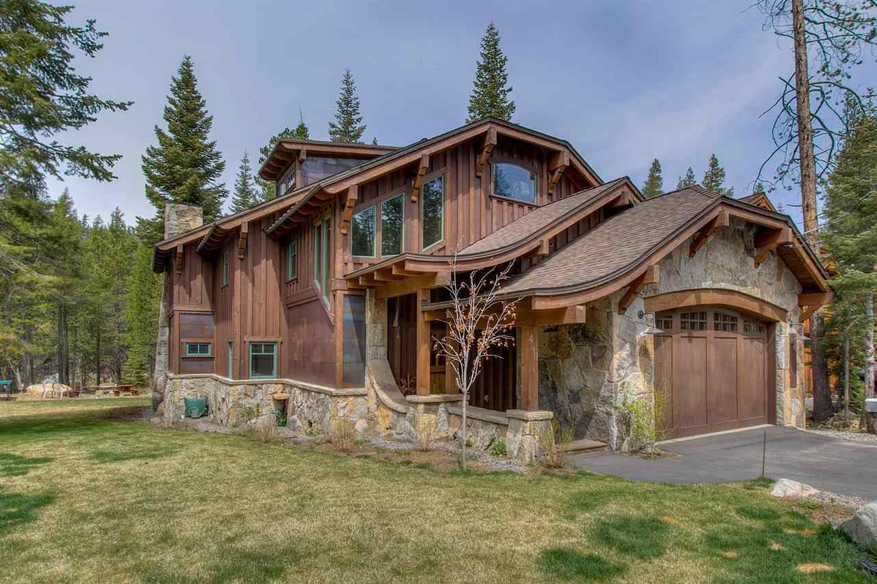 Single Family Homes for Active at 440 Indian Trail Road Olympic Valley, California 96146 United States
