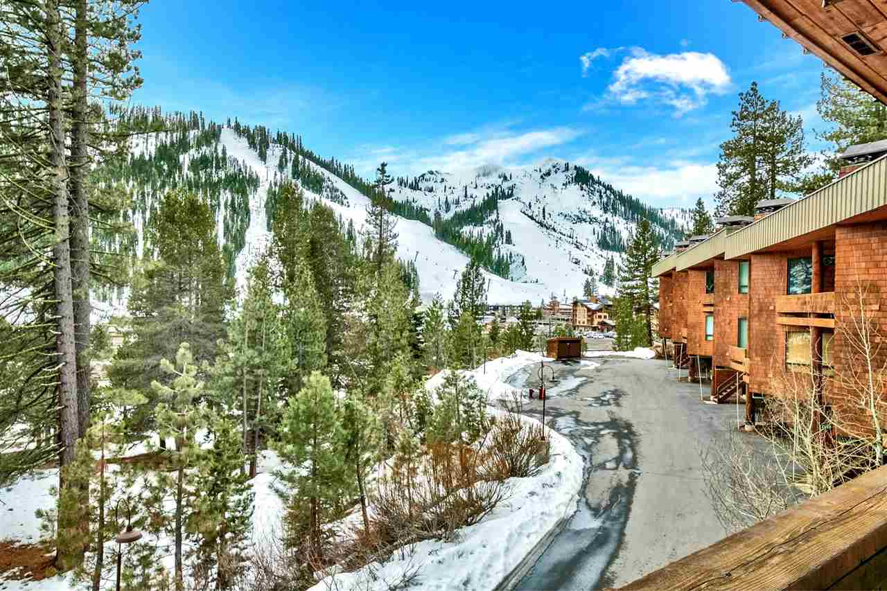 Great opportunity to own in Christy Hill Condos! Huge Views of KT-22 off your balcony, take in the mountain vibe in the center of Squaw Valley! This nicely remodeled, 2 bedroom condo offers the avid ski family a great place to use year round and enjoy all that Olympic Valley and Lake Tahoe have to offer. Remodeled bathrooms and new flooring offer the new owners a new feeling condo a short distance from Squaw Village and the ski lifts. This unit has great investment potential!
