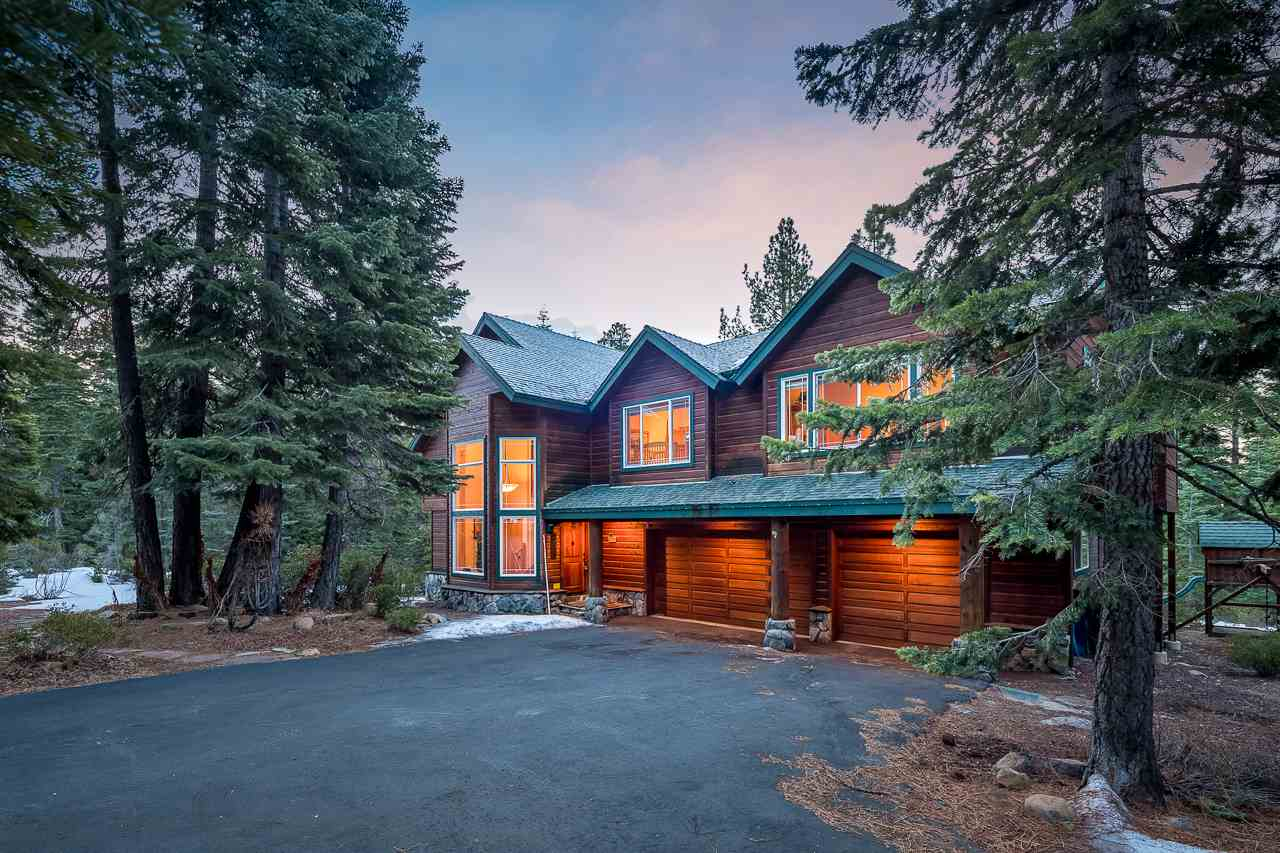 Single Family Homes for Active at 6688 Idlewood Road Tahoe Vista, California 96148 United States