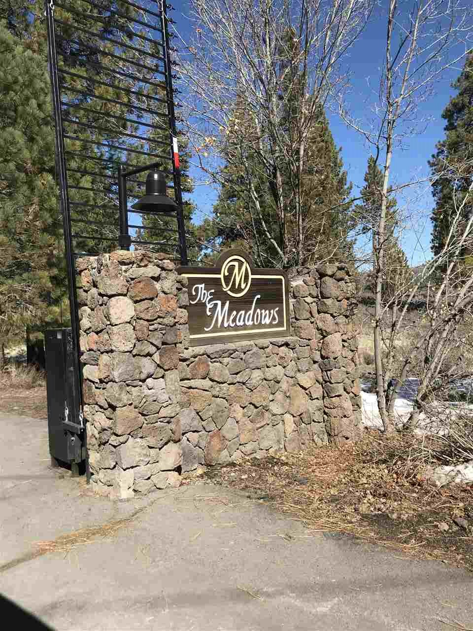 Land for Active at 11567 Whitehorse Road Truckee, California 96161 United States