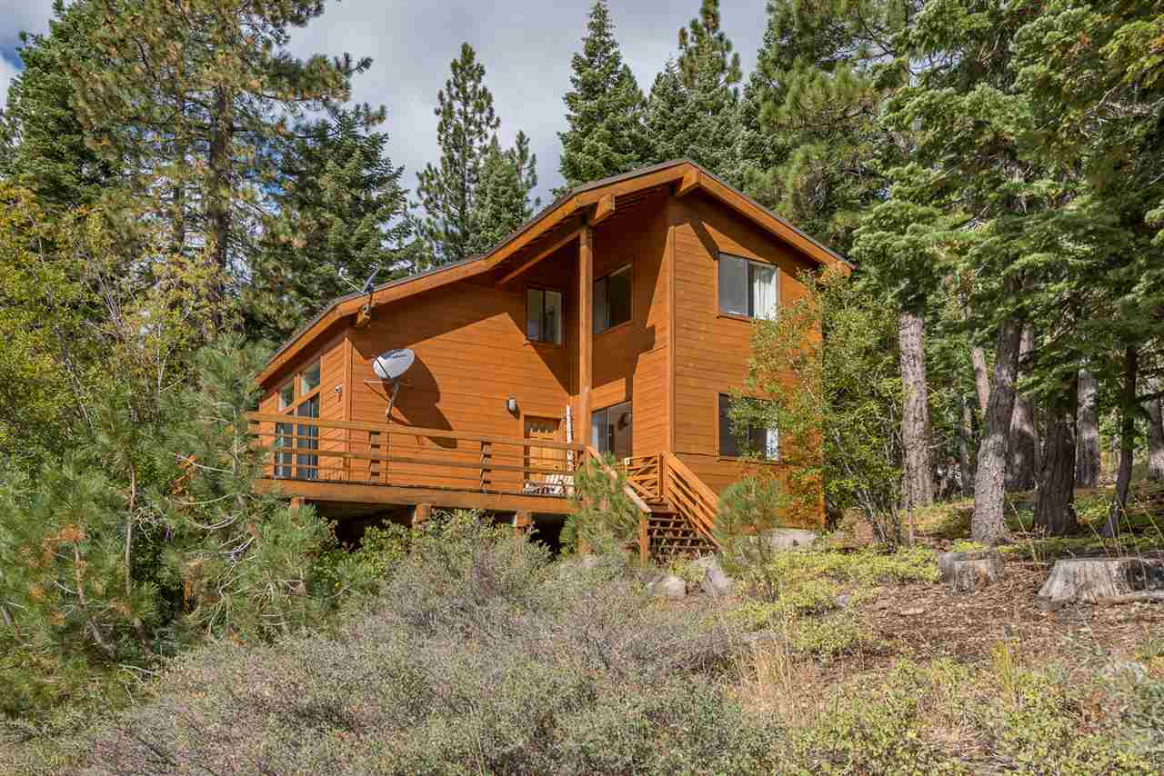 Single Family Homes por un Venta en 3522 Kitzbuhel Road Tahoe City, California 96145 Estados Unidos