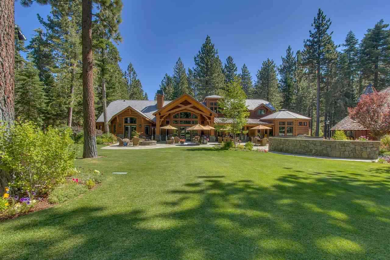 Single Family Homes por un Venta en 2305 Sunnyside Lane Tahoe City, California 96145 Estados Unidos