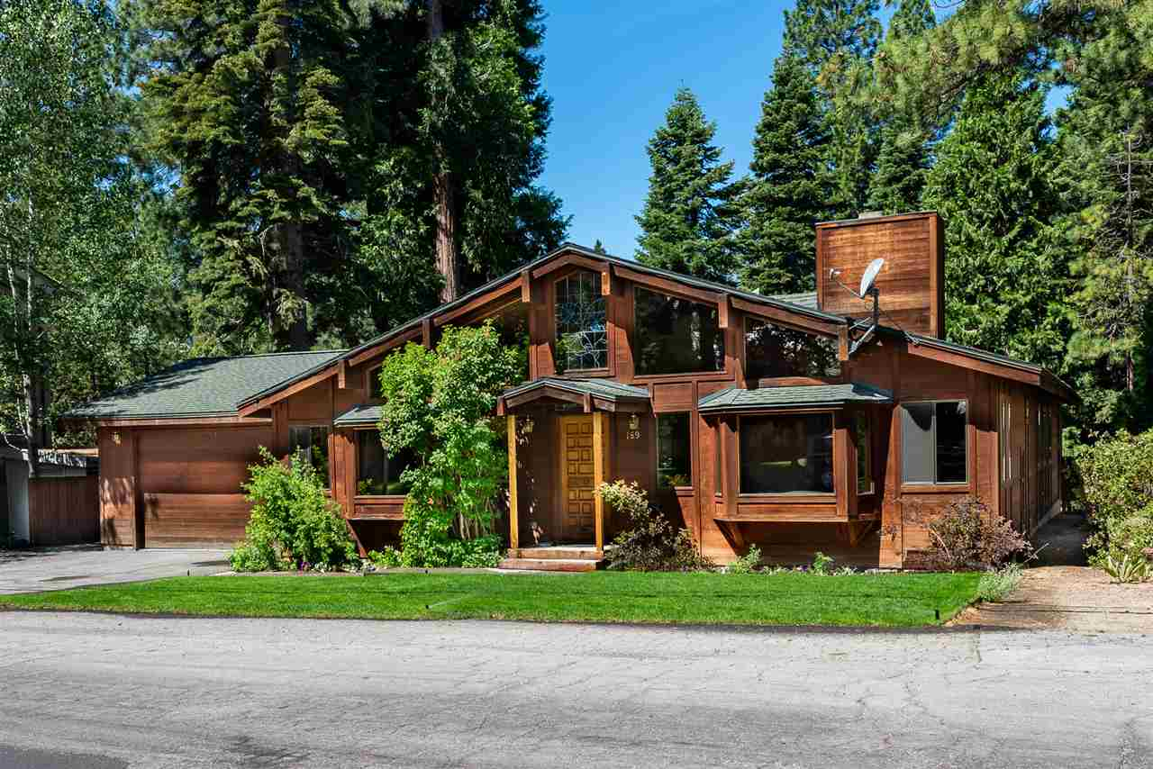 Single Family Homes for Active at 169 Observation Drive Tahoe City, California 96145 United States